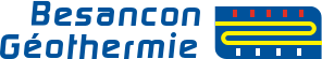 logo besancon geothermie