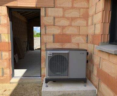 Aérothermie avec ECS
